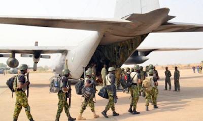 Nigerian Airforce Recruitment Training 2020