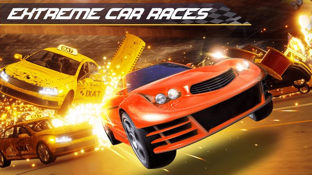 Download Real Traffic Car Driving MOD APK terbaru