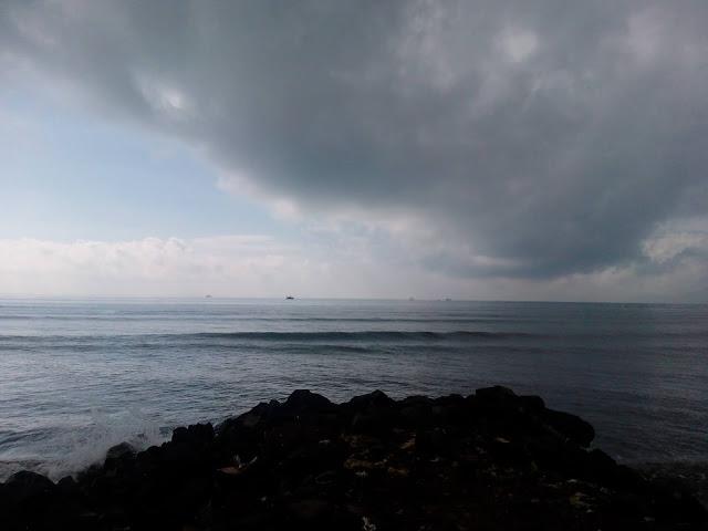 Pantai Palukuning Muncar Banyuwangi