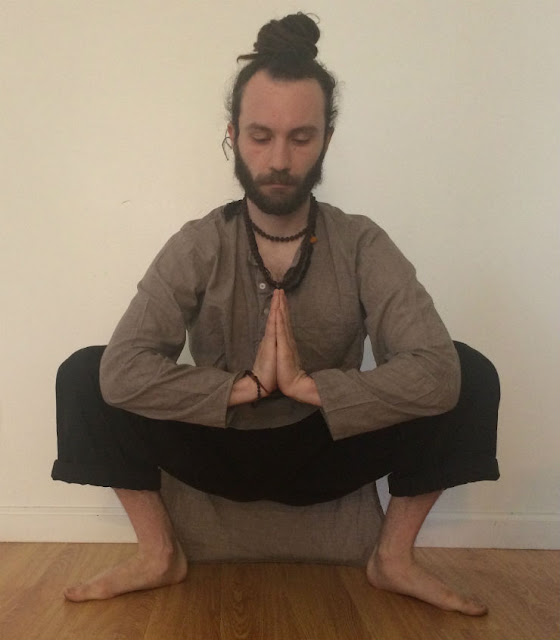 Malasana or Garland Pose