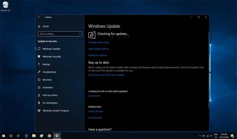 Microsoft Luncurkan Update Windows 10 Untuk Memperbaiki Bug Terkait Privasi
