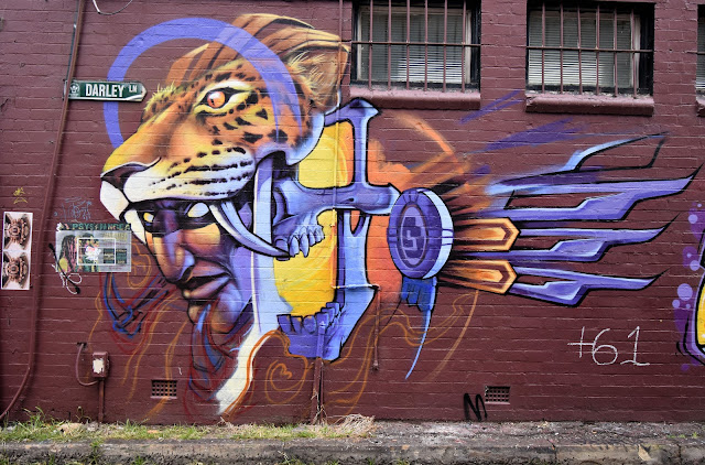 Newtown Street Art   Darley Ln (Peque)