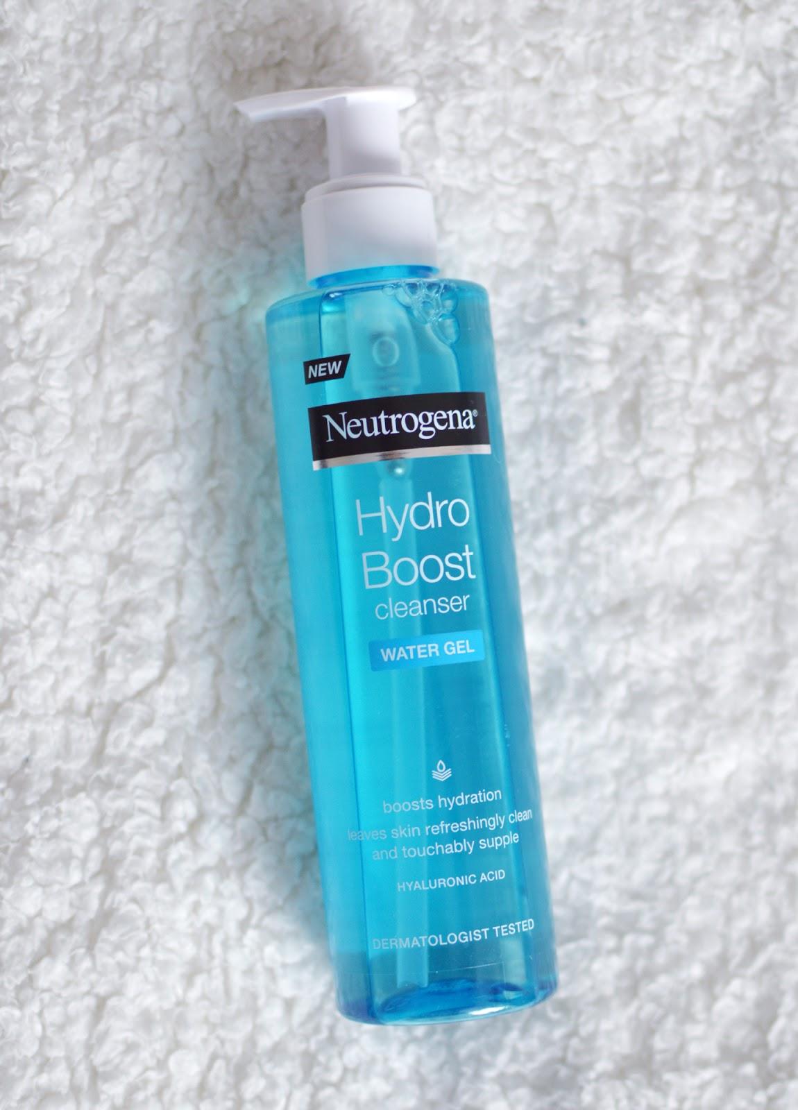 Neutrogena Hydro Boost Water Gel Cleanser