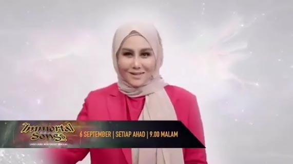 LIVE Immortal Songs Malaysia Minggu 2 (6.9.2020)