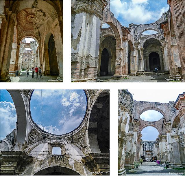 Museu da Catedral de Antigua Guatemala