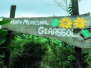 Horto Medicinal Girassol, Candelária (RS)
