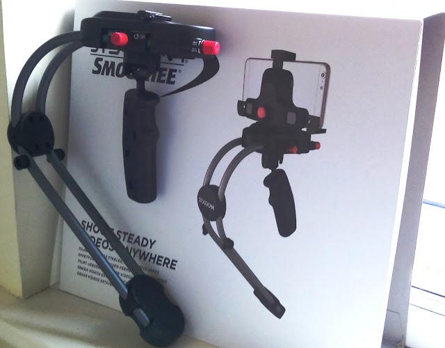 Tiffen Steadicam Smoothee Handheld Stabilizer For Smartphones
