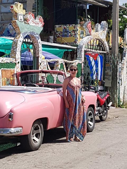 In Fusterlandia, Havana