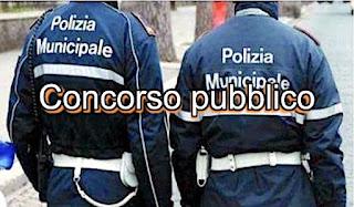 Concorso agenti di polizia municipale - adessolavoro.blogspot.com