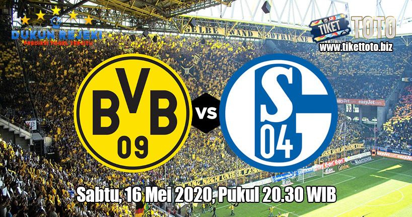Prediksi Borussia Dortmund VS Schalke 04 16 Mei 2020