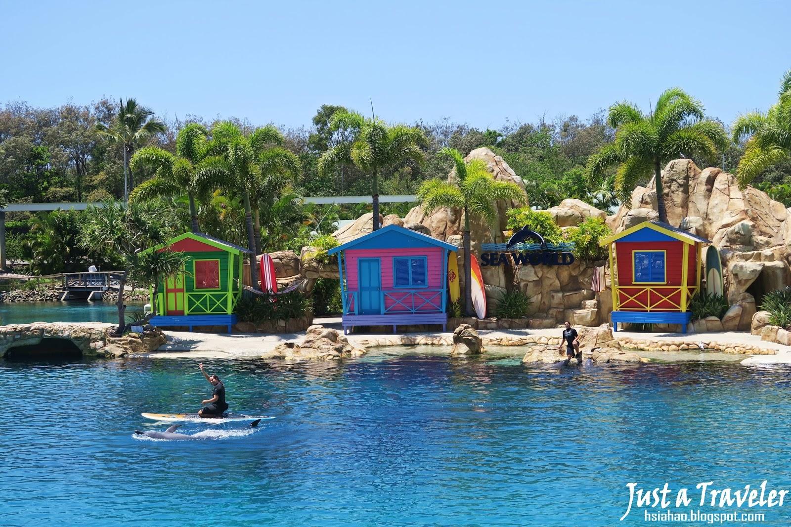 黃金海岸-景點-推薦-主題樂園-遊樂園-海洋世界-好玩-必玩-旅遊-自由行-澳洲-Gold Coast-Theme-Park-best-Attraction-sea-world