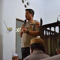 Kapolres Sidrap Sampaikan ini, Saat Safari Jumat di Masjid Nurul Jihad