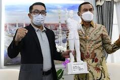 Ridwan Kamil Dukung Pemkab Ende Buat Patung Bung Karno