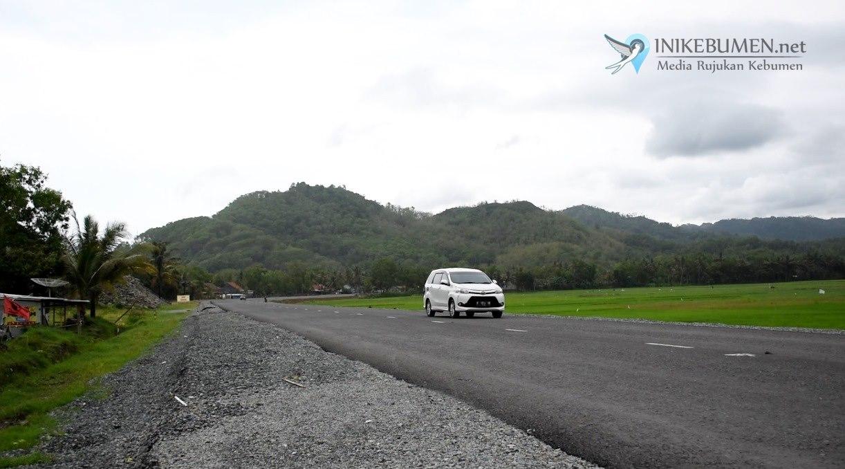 Waduh! Bukit Batu di Jladri Hambat Proyek Jalur Pansela Kebumen
