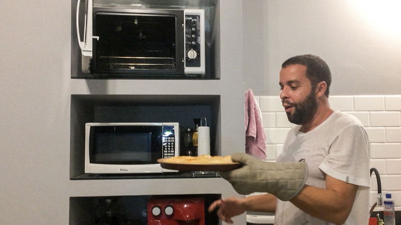 Empanadas do Maridão Cozinheiro!