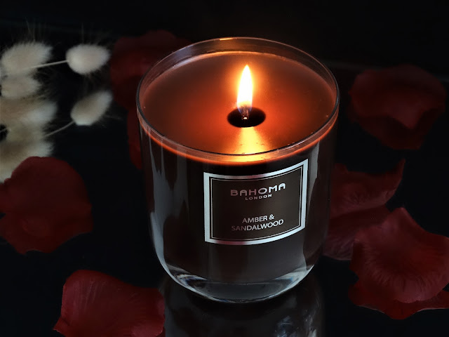 bahoma amber sandalwood avis, bougie bahoma avis, bougie bahoma amber sandalwood, bahoma candles review