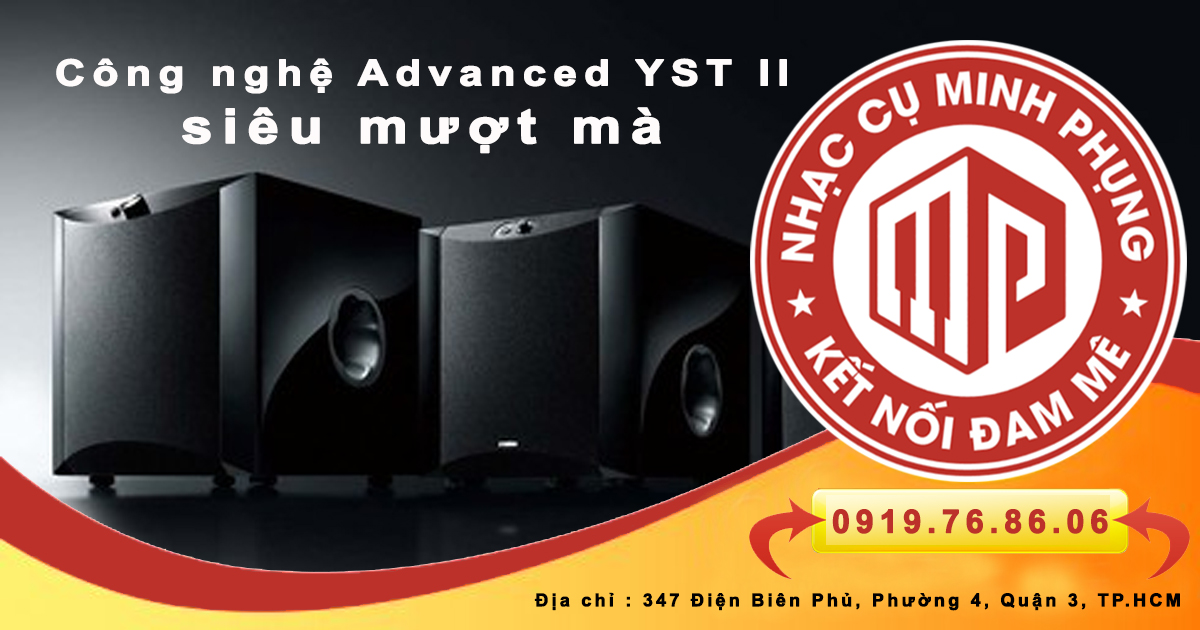 Sub Yamaha YST-SW100