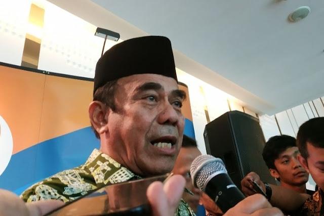 Menag Fachrul Razi: FPI Sudah Teken Surat Tak Lagi Mau Melanggar Hukum