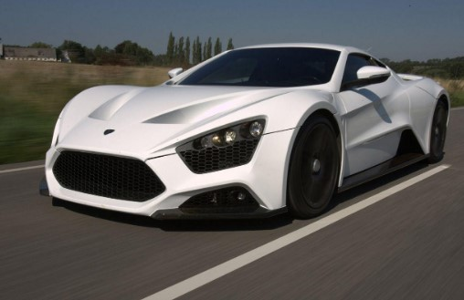 Fastest Luxury Cars In The World