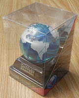Globe Ball Packaging