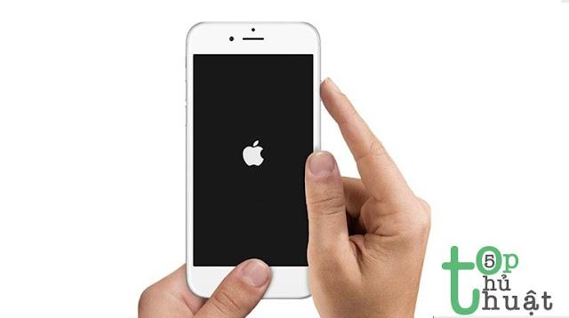 Màn hình khởi động iPhone
