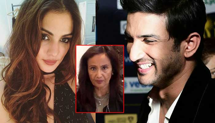 Rhea Chakraborty, Sushant Singh Rajput Latest News in Hindi: Bollywood News