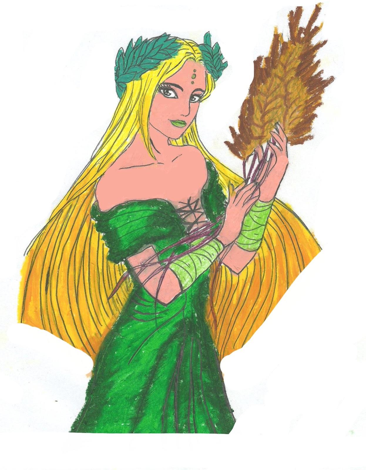 Demeter Goddess Symbol | www.imgkid.com - The Image Kid ...