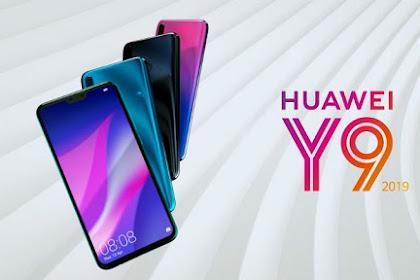 Huawei Y9 2019 Resmi Hadir Dengan 4 Kamera!