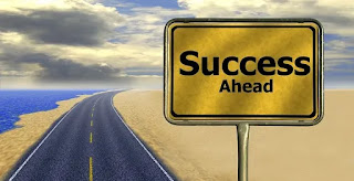 If you must be successful, go for it the right way.