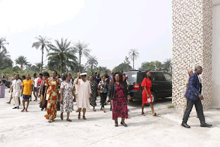 Photos: IMSU Officially Launches Her Female Residential Hostel