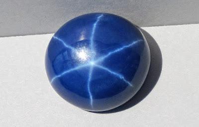 Zafiro estrellado