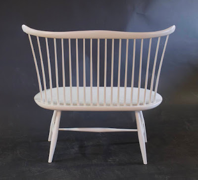 Windsor bench settee