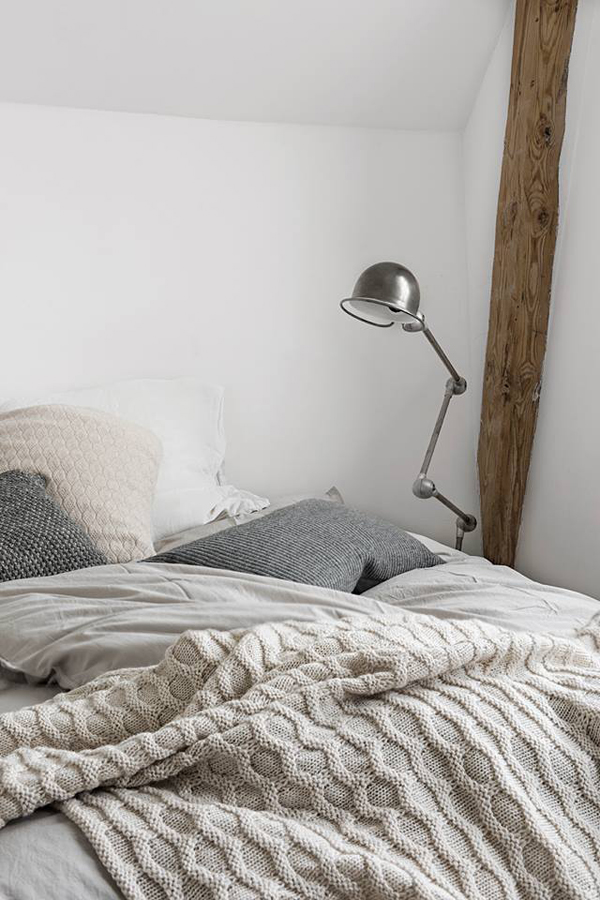 Home of AIAYU founder and designer Maria Høgh Heilmann in RUM Interiør & Design, via Scandinavian Love Song