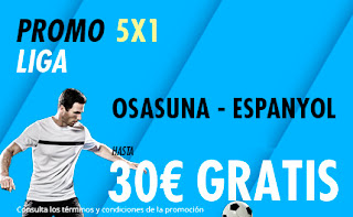 suertia promocion osasuna vs espanyol 8 marzo 2020
