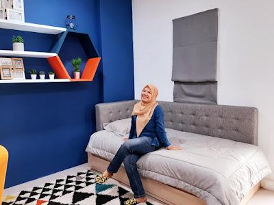 tips berinvestasi mudah untuk pasangan muda dan keseruan acara apartemen mahata margonda family fest nurul sufitri travel lifestyle blogger review