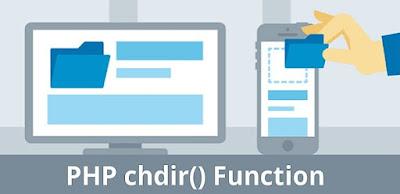 PHP chdir() Function