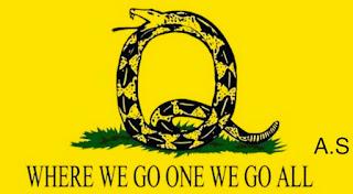 """QAnon """"كيو آنون"""".. نظرية المؤامرة علي الطريقة الأمريكية بدعم من ترامب!"""