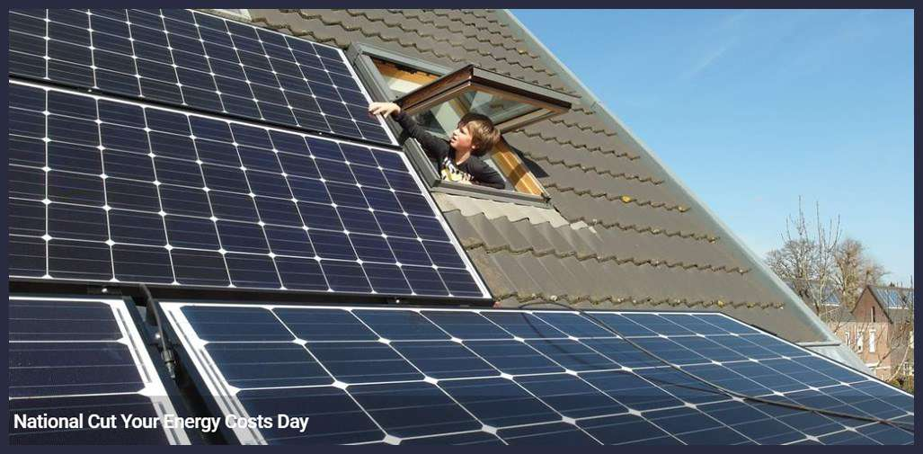 National Cut Your Energy Costs Day Wishes Sweet Images