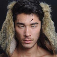 adult male model