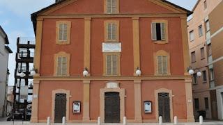 Il teatro Rossini di Lugo