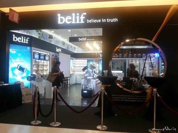 Belif | Produk Penjagaan Kulit dari Korea