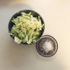 ザワークラウト 作り方 塩だけ