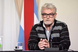 "Zanuttini: ""la provincia ha desarrollado como nunca la vigilancia epidemiológica"""