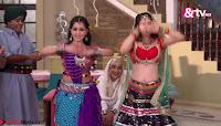Soumya Tondon aka Bhabhiji in Beautiful Red Ghagra Choli ~  Exclusive Galleries 025.jpg