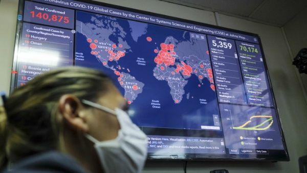 América Latina registra alza en casos confirmados de Covid-19