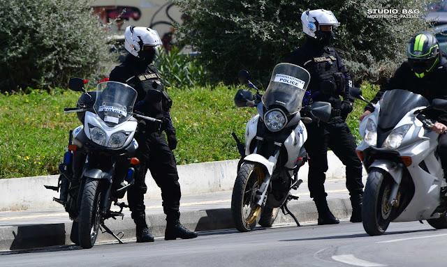 Αφιέρωμα στην ομάδα ΟΠΚΕ της Αστυνομικής Διεύθυνσης Αργολίδας (βίντεο)