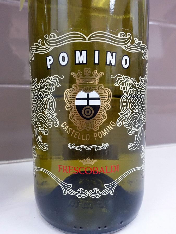 Frescobaldi Castello di Pomino Pomino Bianco 2017 (89 pts)