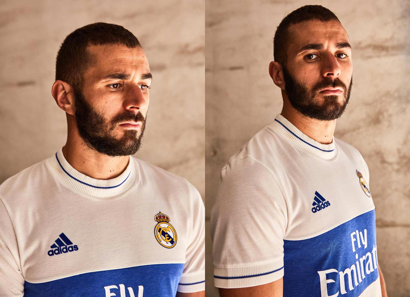 Real Madrid Icon Jersey
