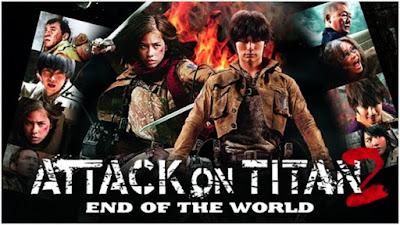 Poster ấn tượng của Attack On Titans season 2