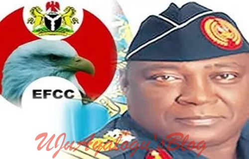 Former Air Chief, Alex Badeh: how EFCC raided my farm, allegedly threatened to kill workers (photos)